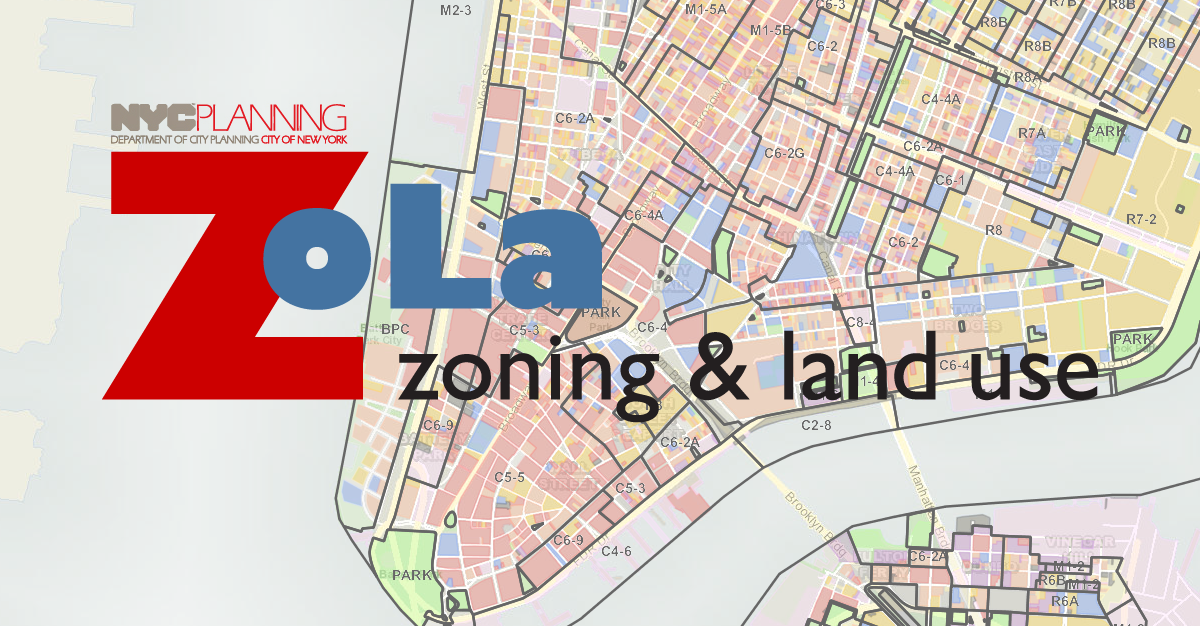 zola zoning and land use