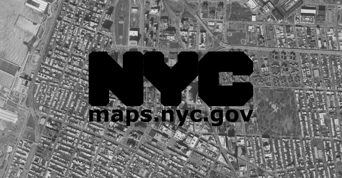 NYC Map Tiles
